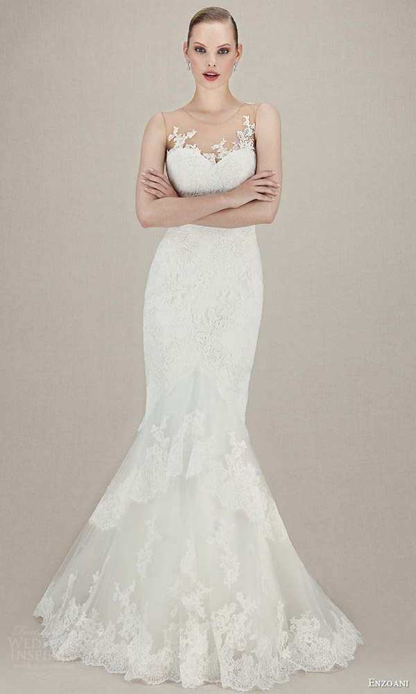 Guipure Lace Wedding Dress 21 Trend enzoani wedding dresses bridal