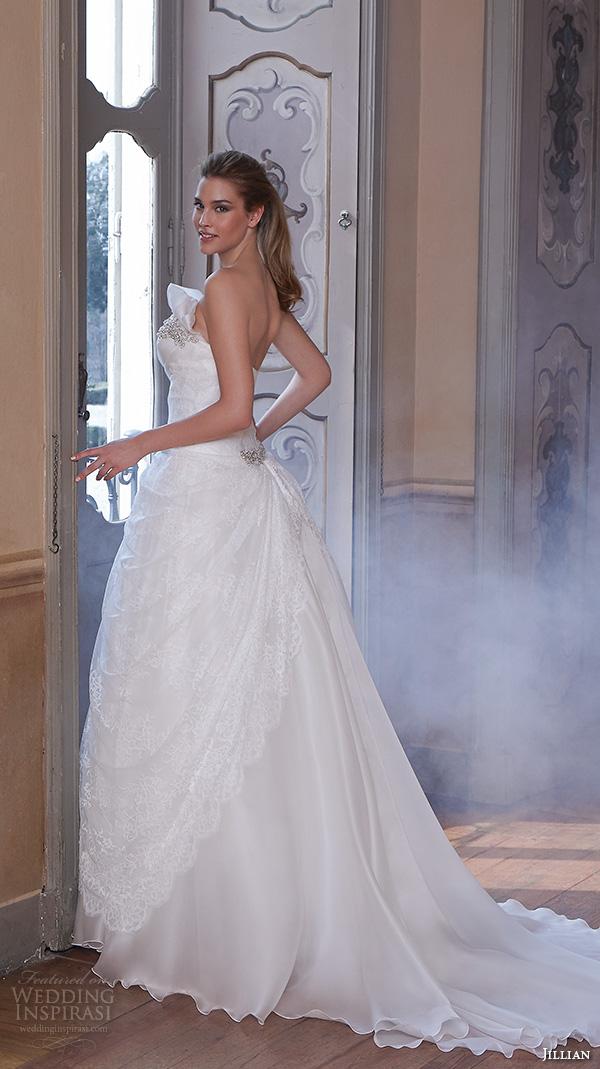 Dropped Waist Wedding Gowns 59 Trend jillian wedding dresses strapless