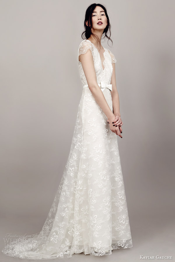 kaviar gauche couture bridal 2015 vivienne s lace wedding dress deluxe