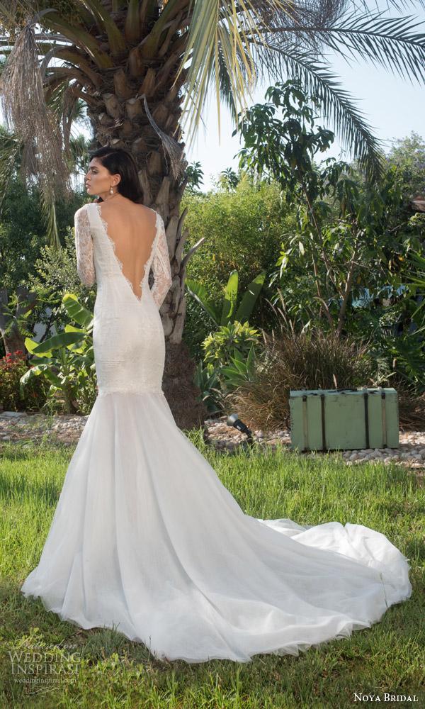 Low Illusion Back Wedding Dress Style 6125 Price : Noya bridal wedding dresses by riki dalal valeria