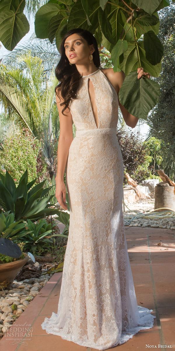 Lace Halter Wedding Dress 38 Awesome noya bridal riki dalal