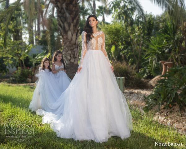 Princess Ball Gown Wedding Dress: Noya Bridal Wedding Dresses By Riki Dalal