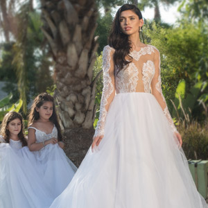 noya bridal wedding dresses 2015 affordable designer gowns by riki dalal 300
