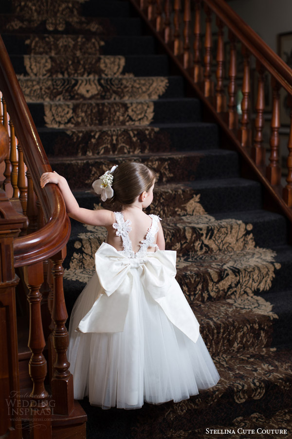 toddler wedding dresses stellina couture 2015 2016 collection wedding inspirasi 8020