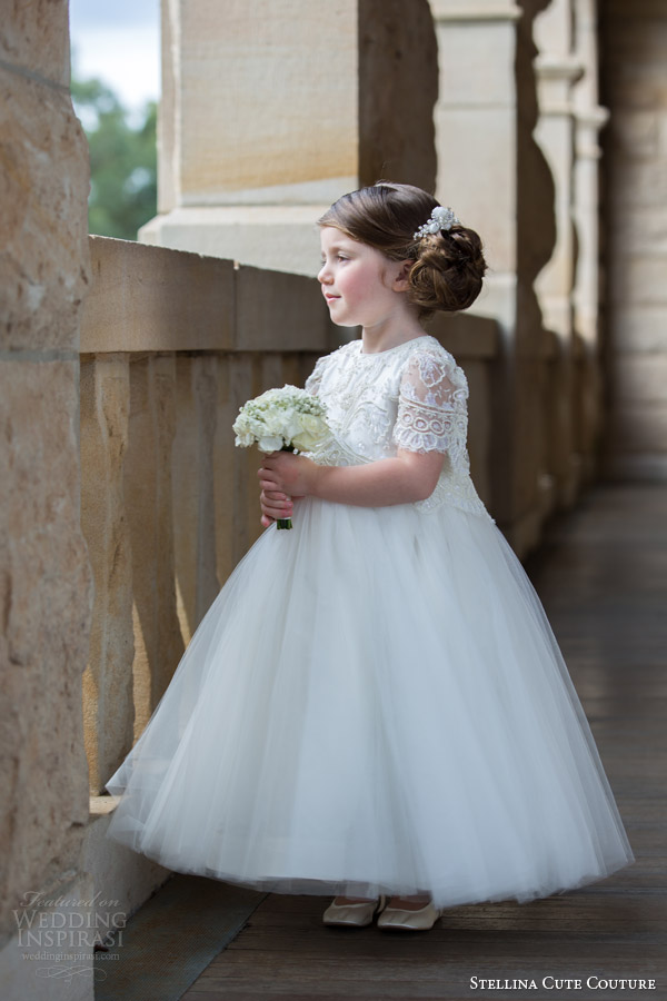 Wedding Dress Kids