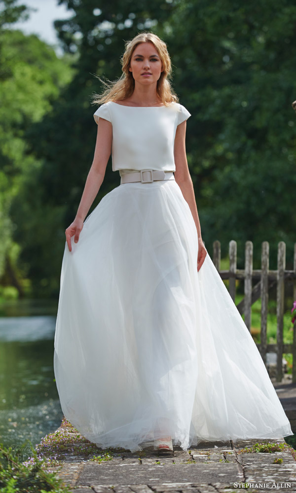 stephanie allin wedding dresses | Wedding