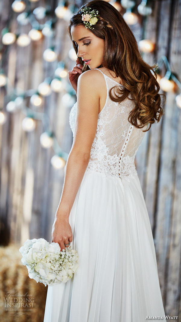 Floaty Wedding Dresses 91 Lovely amanda wyatt bridal dresses