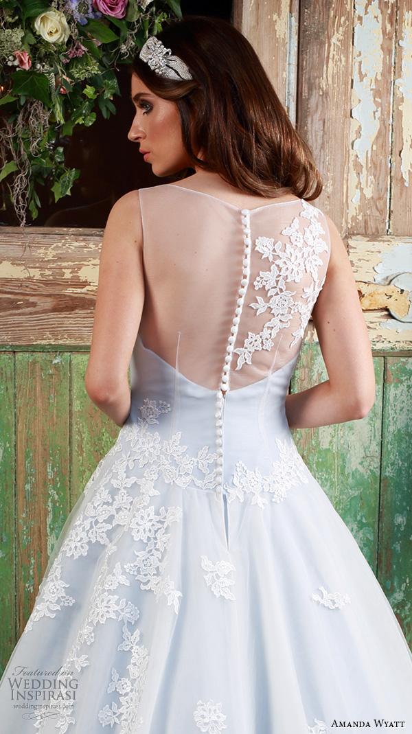 Floaty Wedding Dresses 82 Ideal amanda wyatt bridal dresses