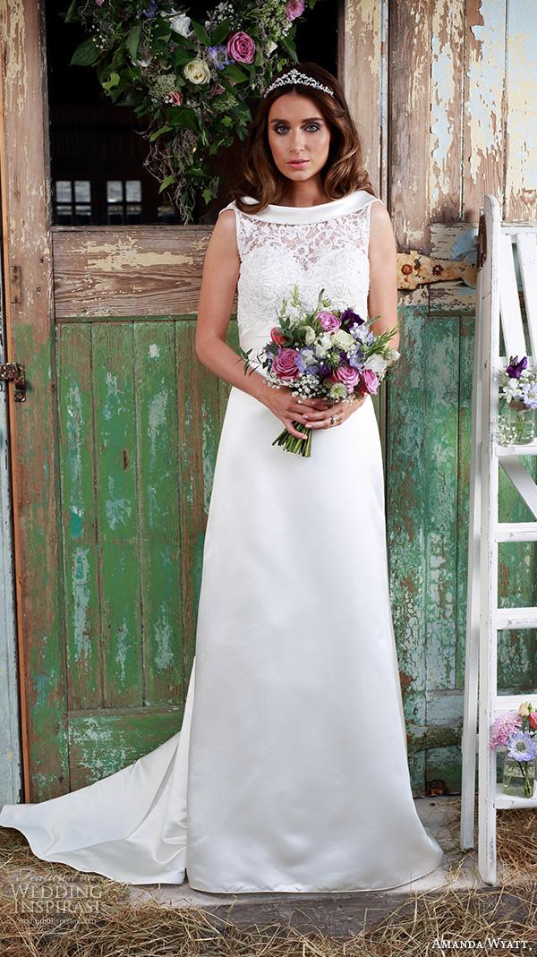 Floaty Wedding Dresses 99 Popular amanda wyatt bridal dresses