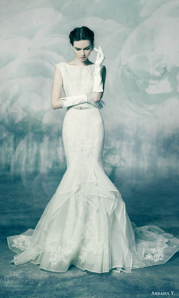 Annasul Y. 2016 Wedding Dresses | Wedding Inspirasi