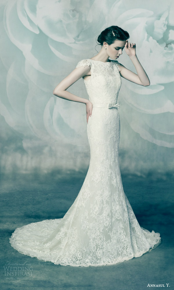 Annasul Y. 2016 Wedding Dresses - BridalPulse