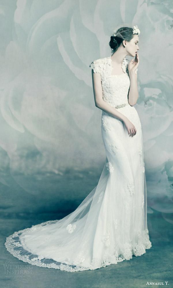 Annasul Y. 2016 Wedding Dresses | Wedding Inspirasi