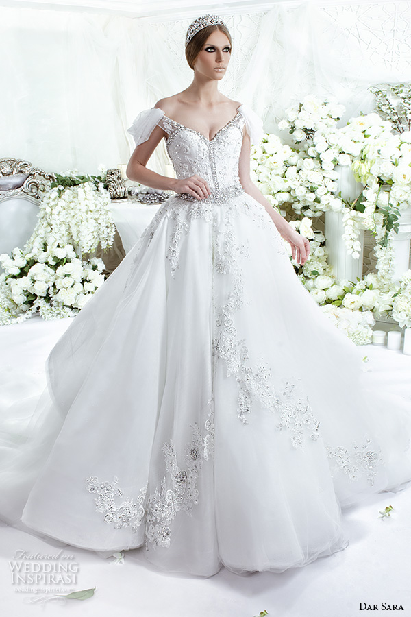 Dar Sara 2016 Wedding Dresses