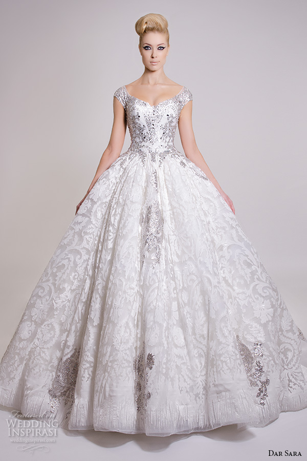 Most Amazing Wedding Dresses 46 Trend dar sara bridal wedding