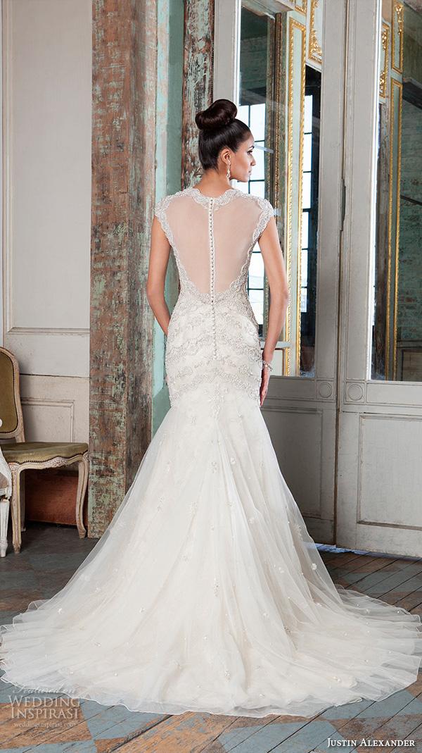 Wedding Dresses Mermaid Trumpet 45 Nice justin alexander signature spring