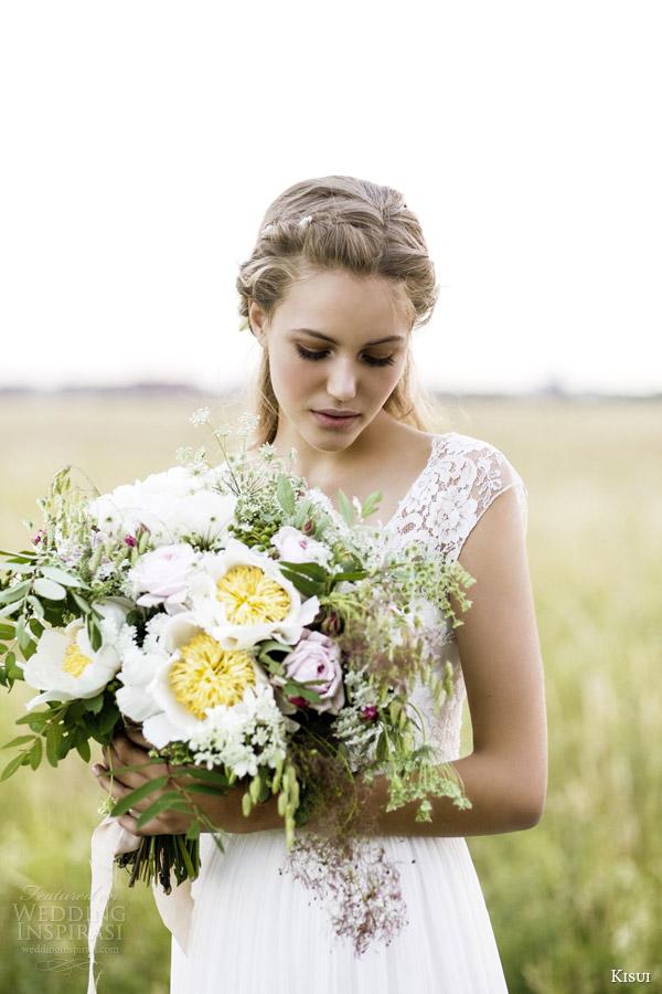 Camille Wedding Dress 20 Nice kisui oui bridal collection