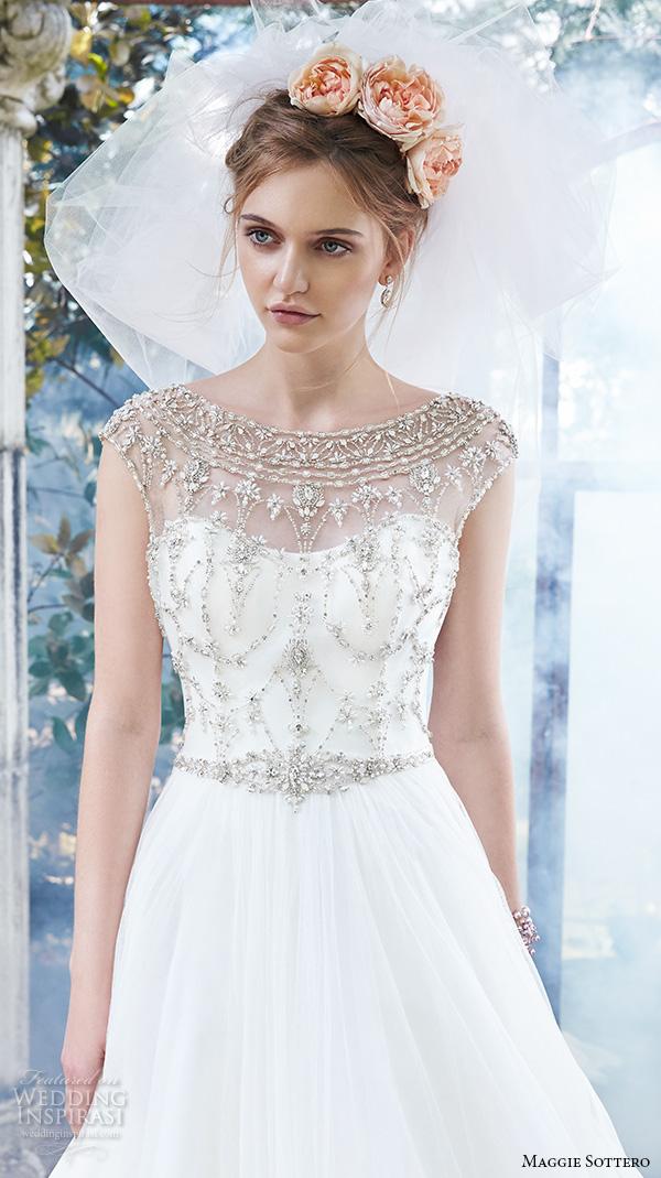 Maggie Sottero Fall 2017 Wedding Dresses Inspirasi