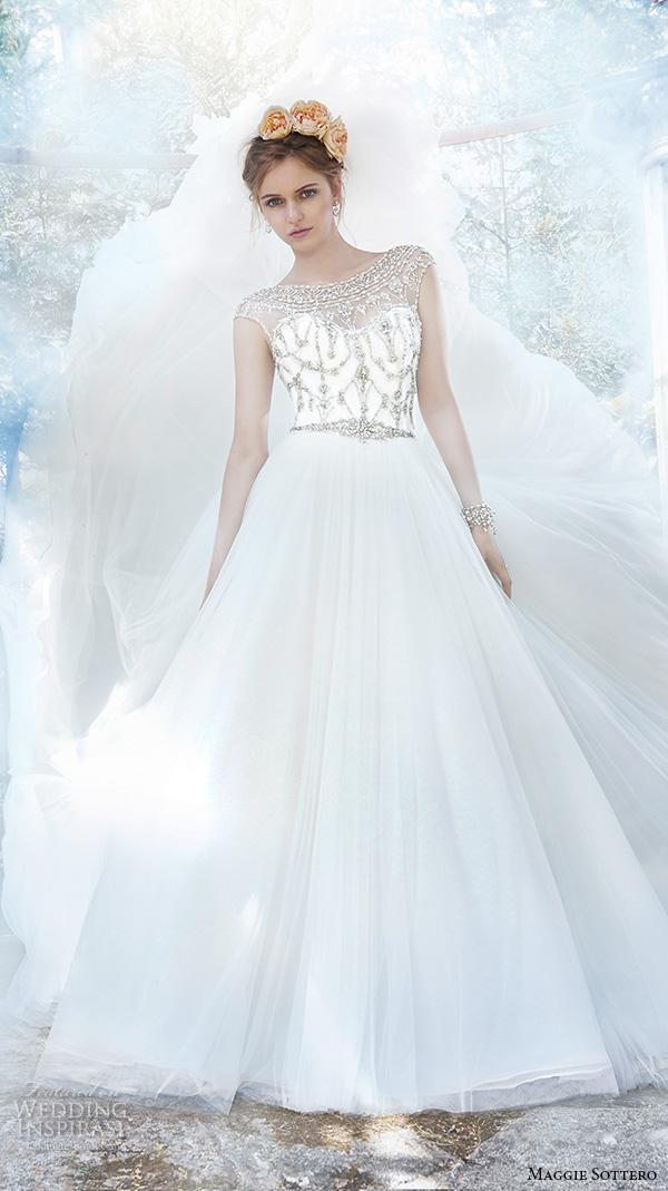 Maggie Sottero Blush Wedding Dress 8 Great maggie sottero fall wedding