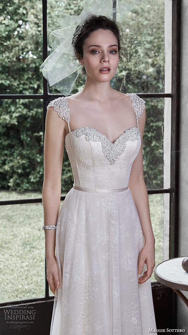 A Line Wedding Dresses Maggie Sottero