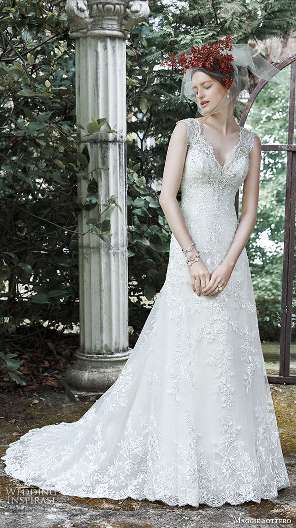 Maggie Sottero Short Wedding Dress