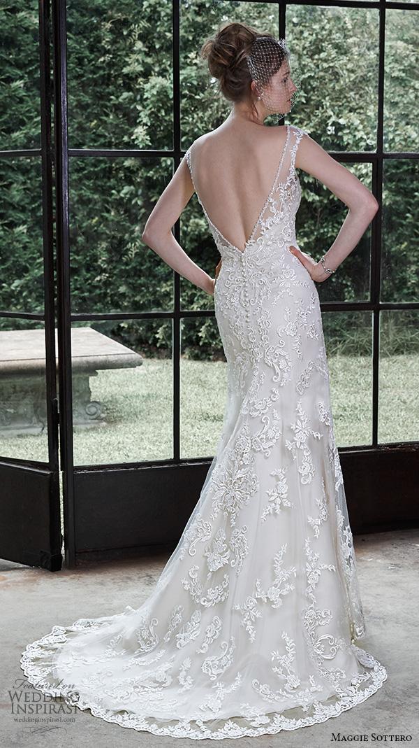 Maggie Sottero Fall 2015 Wedding Dresses | Wedding ... - photo #8