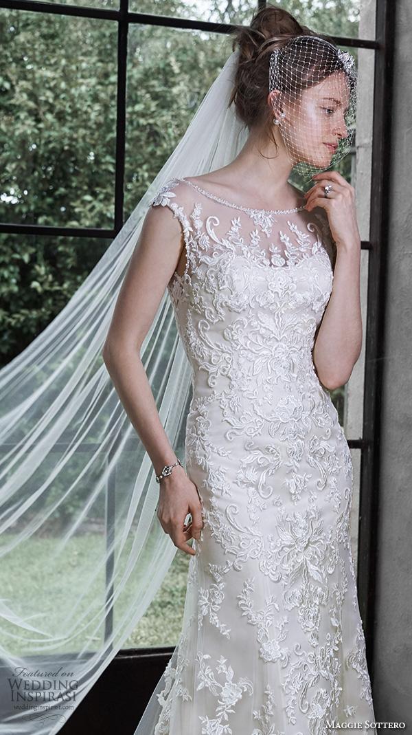 Maggie Sottero Fall 2015 Wedding Dresses | Wedding ... - photo #38