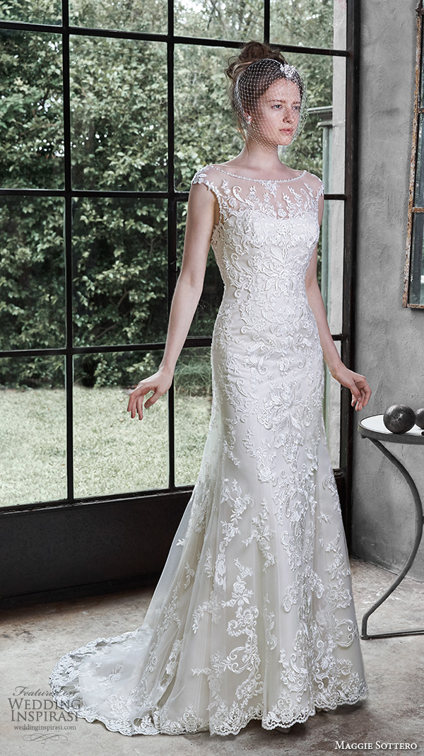 Maggie Sottero Fall 2015 Wedding Dresses | Wedding ... - photo #44