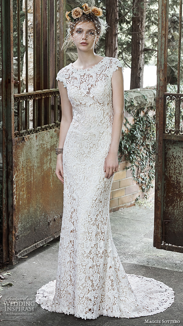 Maggie Sottero Lace Wedding Gowns 56 Great maggie sottero fall wedding