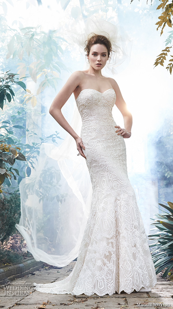 Maggie Sottero Fall 2015 Wedding Dresses Wedding