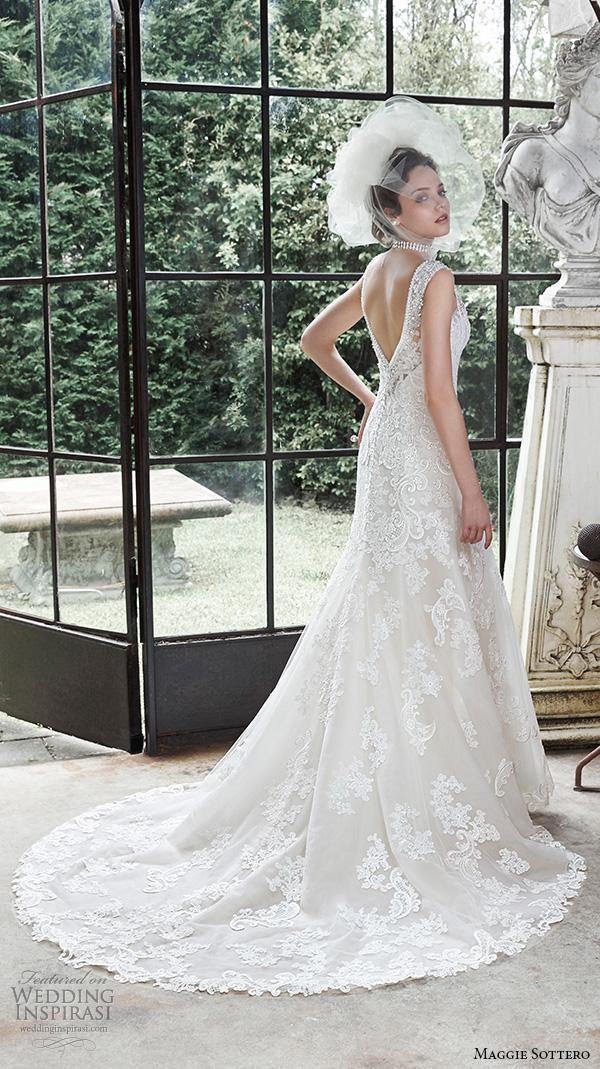 Maggie Sottero Fall 2015 Wedding Dresses | Wedding ... - photo #16