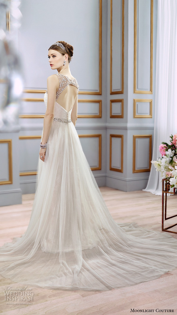 Modified Mermaid Wedding Dress 13 Trend moonlight couture spring wedding
