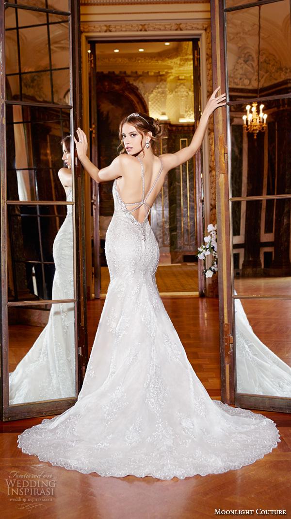 Wedding Dresses Mermaid Trumpet 95 Lovely moonlight couture spring wedding
