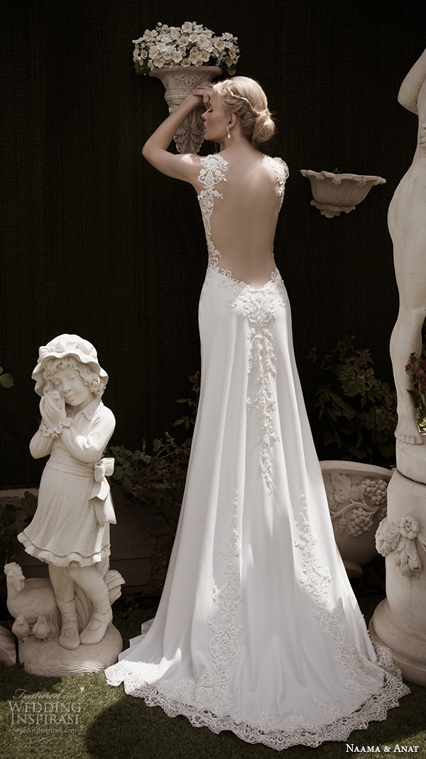 Naama anat fall winter 2016 wedding dresses spiritual for Wedding dresses pin up style