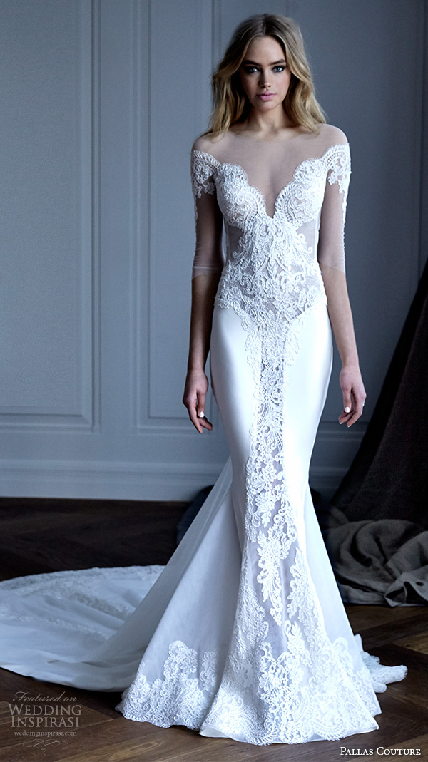Pallas Couture 2016 Wedding Dresses La Haute Bijoux