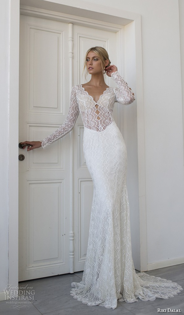 Riki Dalal Wedding Dresses — Valencia Bridal Collection | Wedding ...