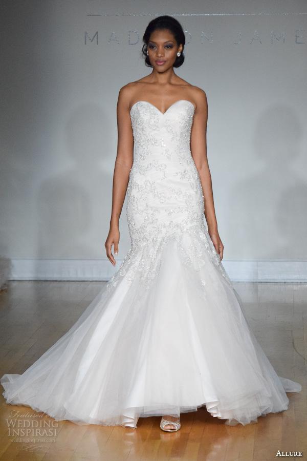 Lazaro Blush Wedding Dress 27 Best allure bridals new york