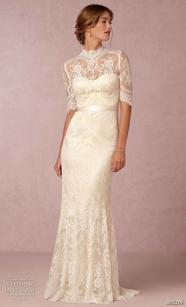 Bhldn Fall 2016 Bridal Collection By Amber Light