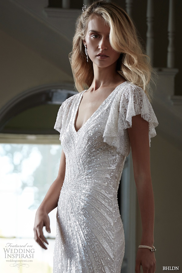 Butterfly Wedding Gown 66 Great bhldn spring bridal gowns