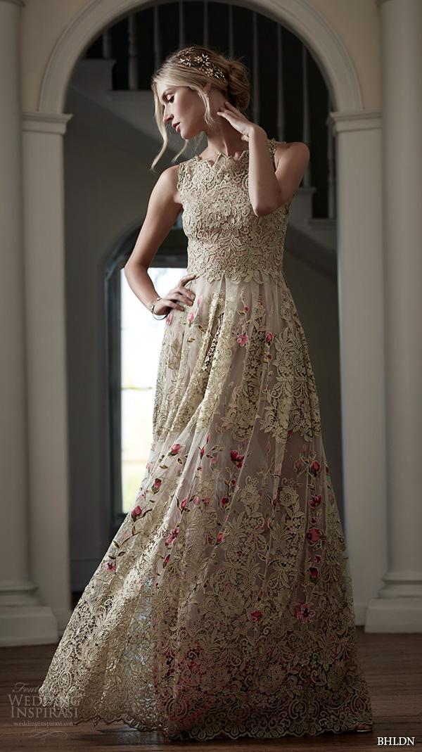 bhldn spring 2016 bridal gowns gorgeous a line sheath wedding dress