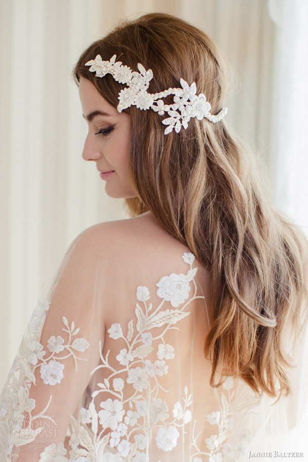 dreamy wedding headpieces Fall 2016