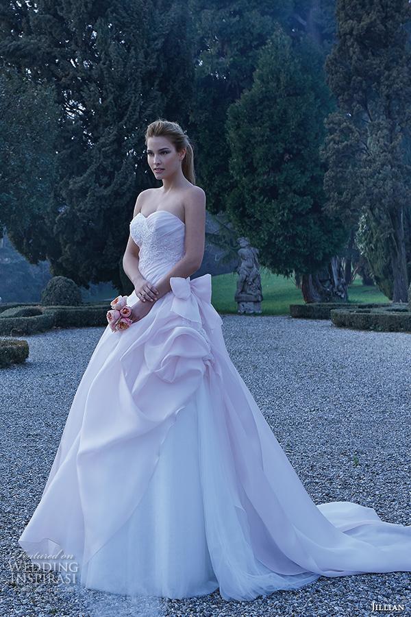 Halter Mermaid Wedding Dress 47 Fabulous jillian bridal gowns strapless