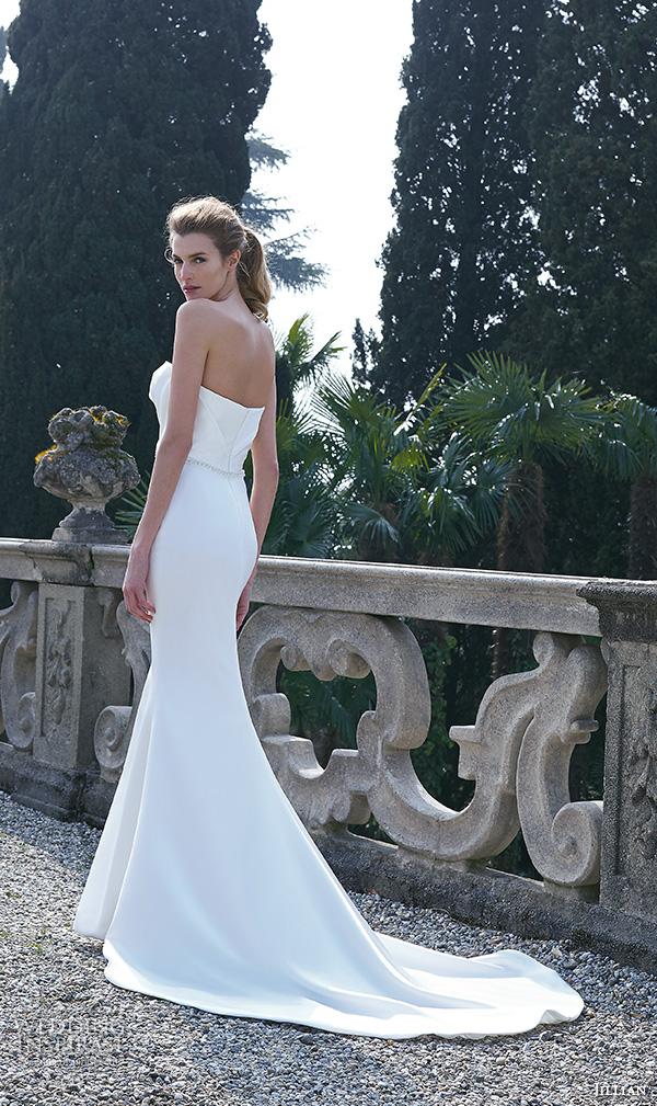 Sweetheart Neckline Mermaid Style Wedding Dresses 74 Good jillian bridal gowns strapless