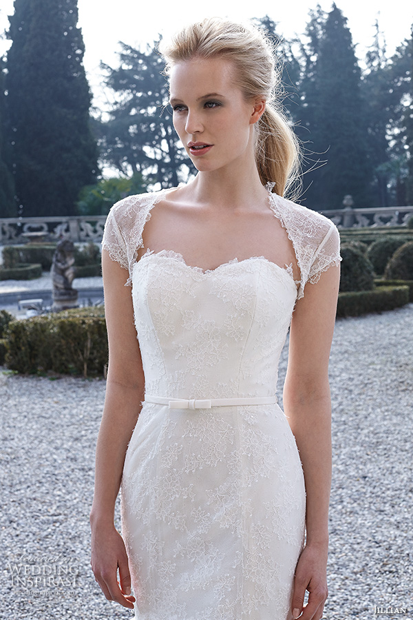 Sweetheart Neckline Mermaid Style Wedding Dresses 50 Cute jillian bridal gowns strapless