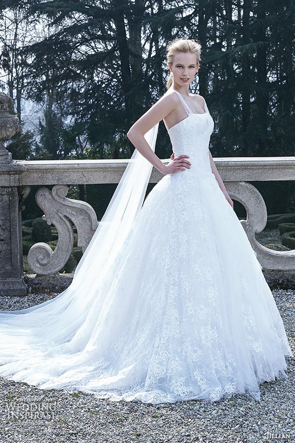 Beautiful Wedding Dresses 6 Popular jillian bridal gowns tulle