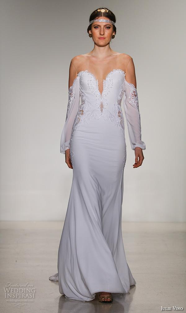 Julie Vino Fall 2016 Santorini Wedding Dresses New