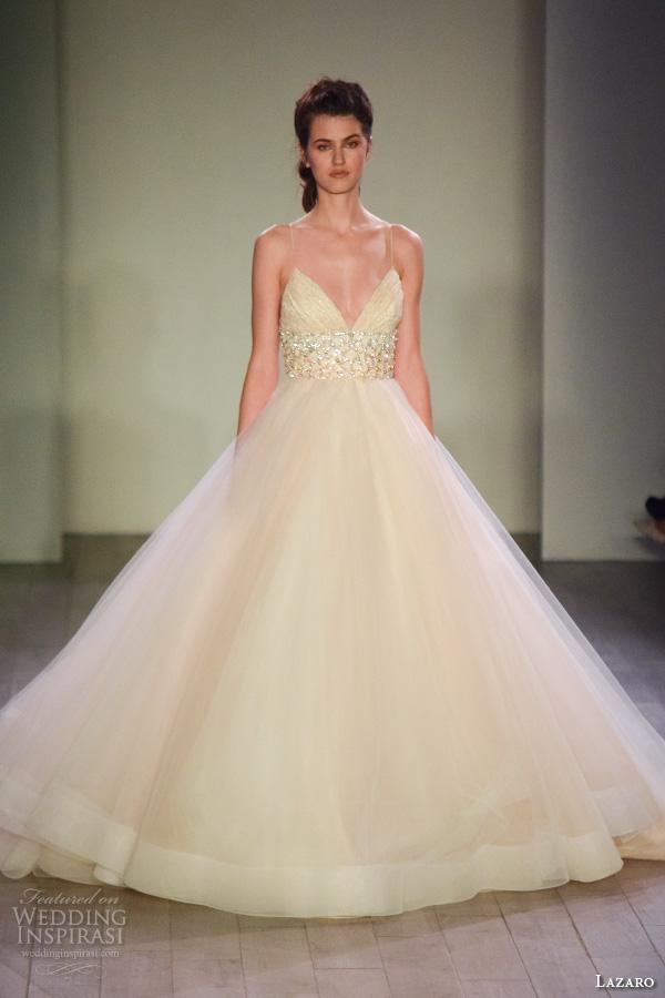 Lazaro Wedding Dresses Website 9 Popular lazaro fall bridal fashion