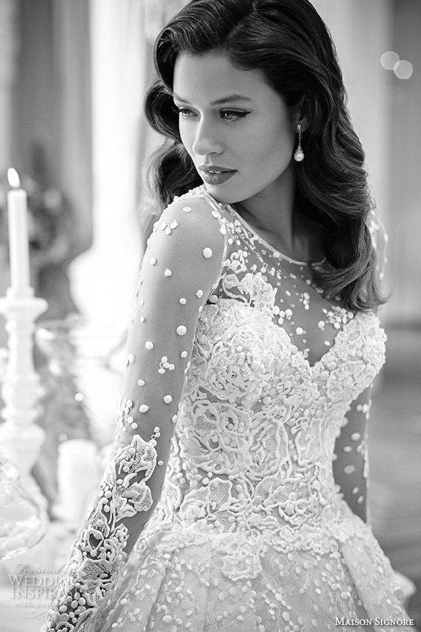 Wedding Dresses from Maison Signore Excellence 2016 Bridal ...