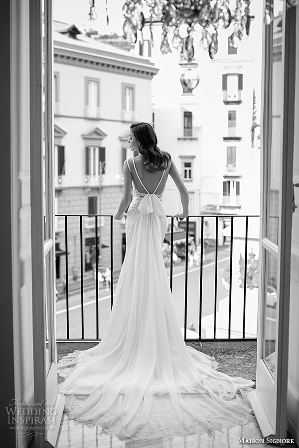 Wedding Gowns Outlet 54 Trend maison signore bridal gowns