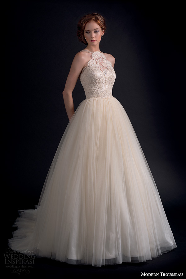 Fall Wedding Gowns : Modern trousseau fall wedding dresses inspirasi