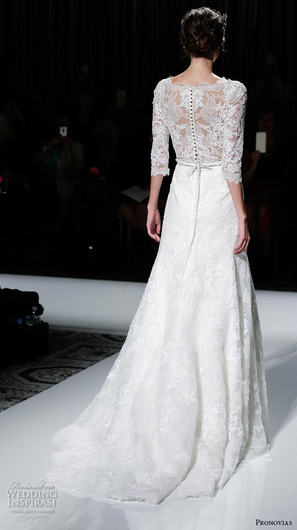 Pronovias Wedding Gown 16 Fancy pronovias bridal gowns bateau